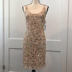 Aidan Mattox Sequin Dress